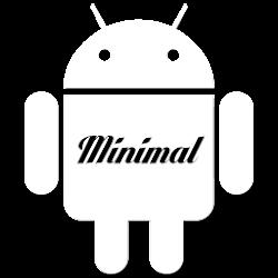 Big White Minimal Icons (Free)