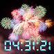 3D大花火時計PRO ~日本の夏を彩る花火が夜空に花開きます
