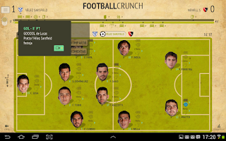 Screenshot of We Crunch Football