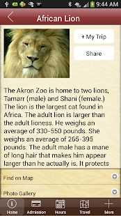 Akron Zoo - screenshot thumbnail