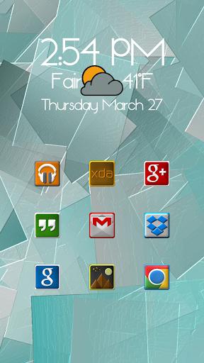 Sonix Icon Launcher Theme