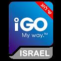 iGO primo israel free icon