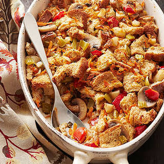 Loaded Bread Stuffing.