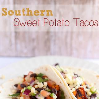 Southern Sweet Potato Tacos