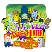 Halloween Witch Hunter