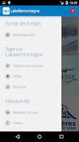 Screenshot of Labellemontagne