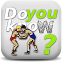 Do you know?  Wrestling Quiz icon