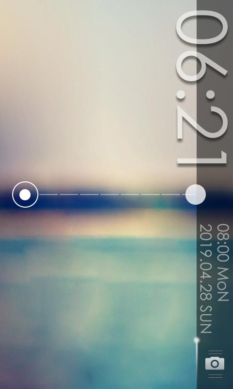 Z New VIEW GO Locker Theme - screenshot
