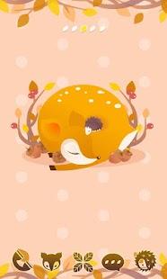 FREE Dear Deer GO Theme
