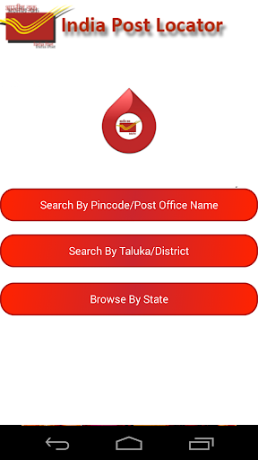 India Post PIN Code Search