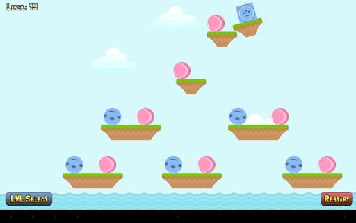 玩免費街機APP|下載Square Balls app不用錢|硬是要APP
