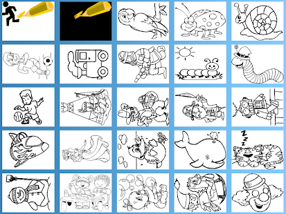 Kids Paint & Coloring Free- screenshot thumbnail