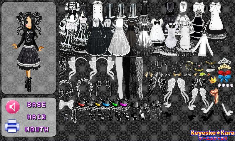 Gothic Lolita Fashion - screenshot