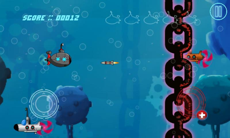 Arihant Submarine Shooter Lite - screenshot