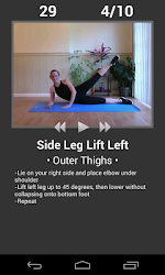 Daily Leg Workout - Lower Body Fitness Exercises