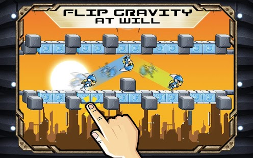Gravity Guy - screenshot thumbnail