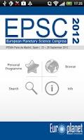 Screenshot of EPSC2012