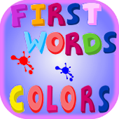 First Words Colors- Kids