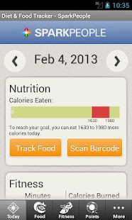 Diet & Food Tracker - screenshot thumbnail