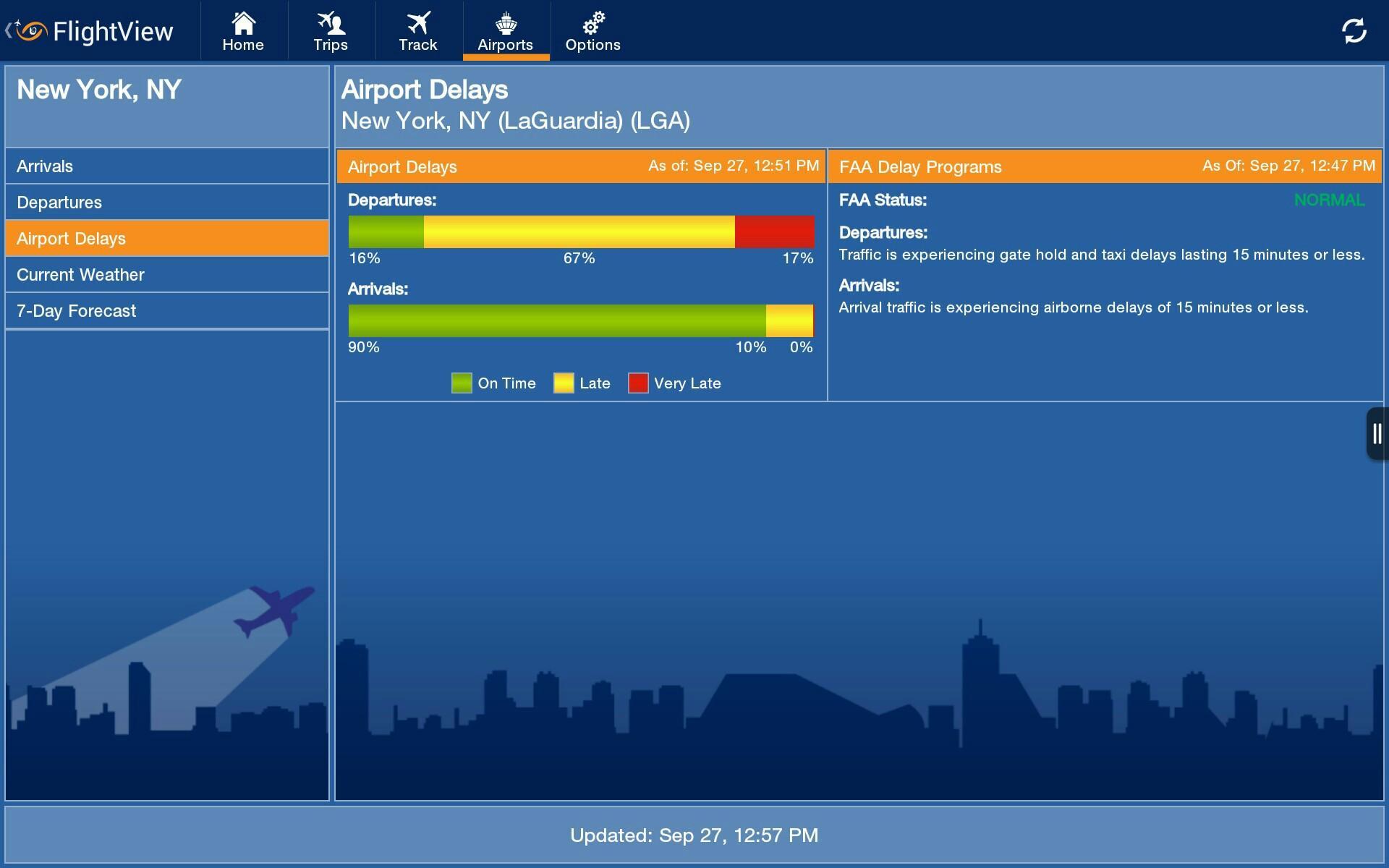 FlightView Elite FlightTracker screenshot #13
