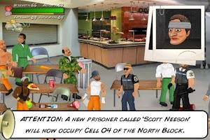 Screenshot of Hard Time (Prison Sim)
