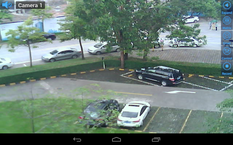 Viewer for Security Spy cams Screenshot