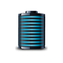 3D Design Battery Widget R7 icon