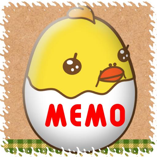 Memo Pad Mukitamago Full Ver. 個人化 App Store-愛順發玩APP