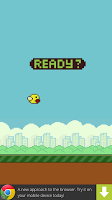 Screenshot of Flappy Canary