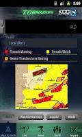 Screenshot of Tornadoes KCCI 8 Des Moines