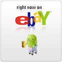 Droid Auctions eBay AdFree logo