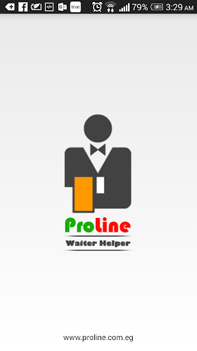 Proline Egypt Waiter Helper