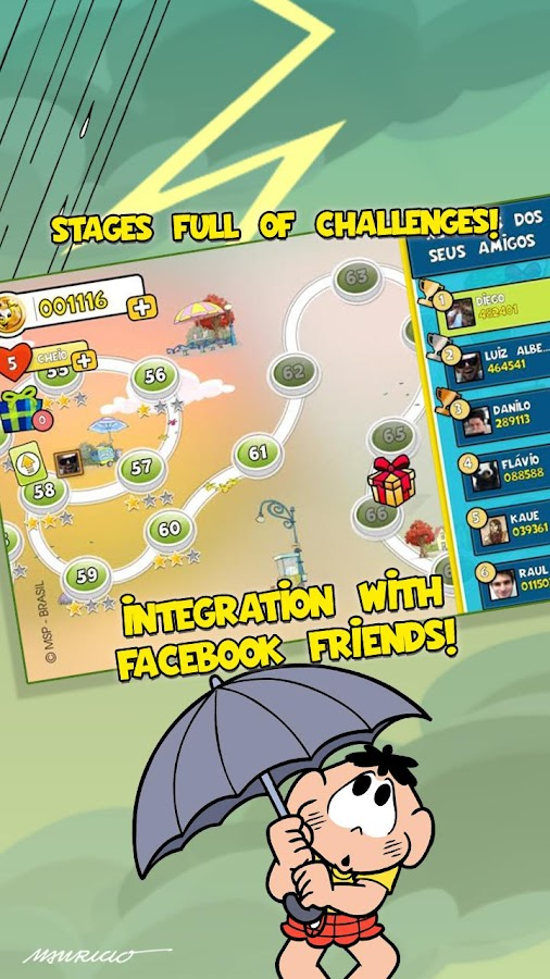 Screenshots of Smudge Adventure for iPhone
