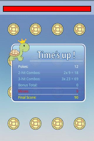 SlowPoke Blitz!- screenshot