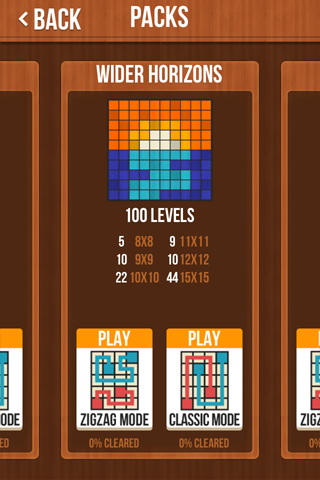 Number Link Sudoku Style Game - screenshot