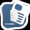 Denzero Newspaper logo
