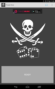 Pirate Dice - Chromecast Game- screenshot thumbnail