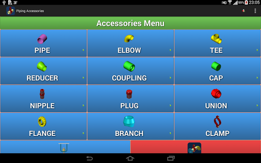 【免費工具App】Piping and Accessories-APP點子