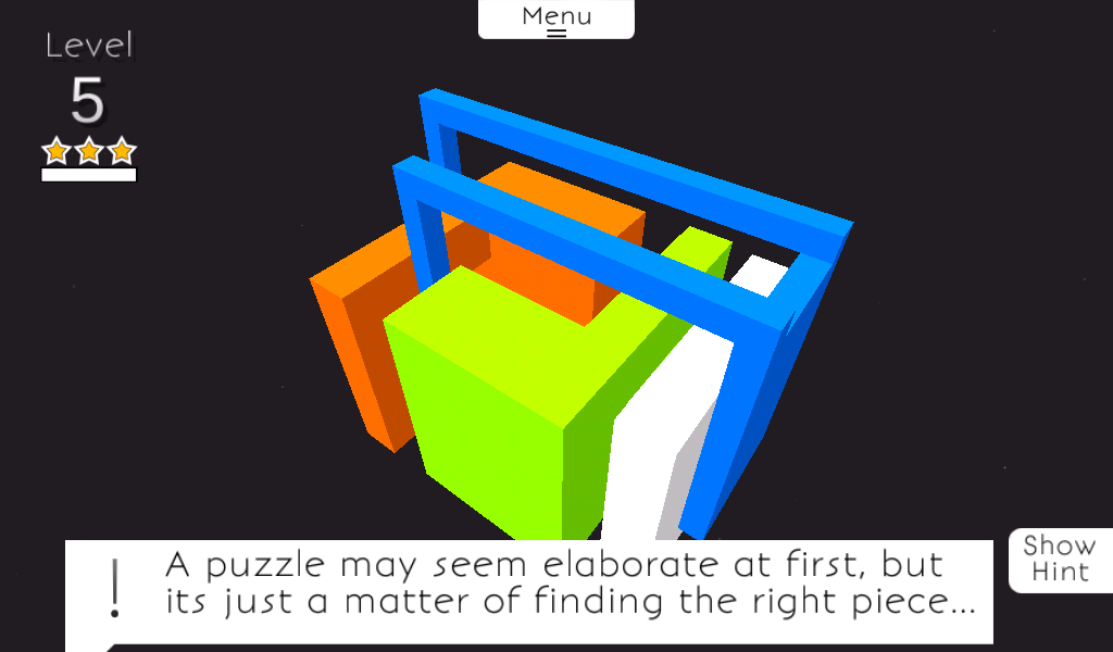 UnLink - The 3D Puzzle Game- screenshot