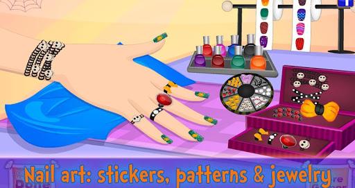 家庭片必備免費app推薦|蜘蛛網釘:迷你遊戲,美甲沙龍和改造與五顏六色的化妝!線上免付費app下載|3C達人阿輝的APP