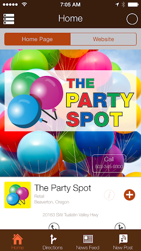 The Party Spot