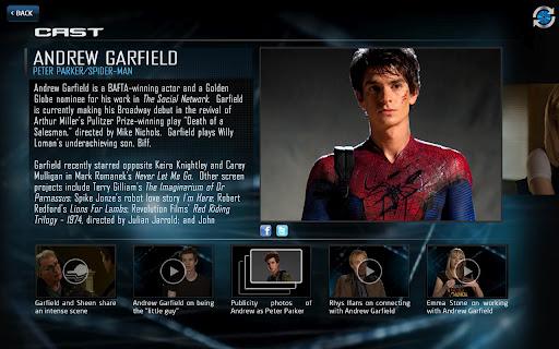 Amazing Spider-Man 2nd Screen photos 2