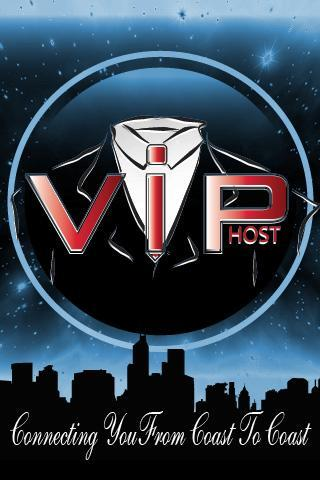 VIP Host - screenshot