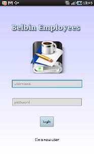 Belbin Employees- screenshot thumbnail