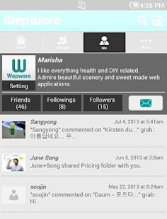 Wepware - screenshot thumbnail