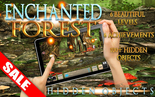 Enchanted Forest Hidden Object