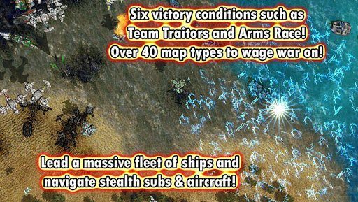 Land Air Sea Warfare RTS 1.0.16 androidappsheaven.com 3