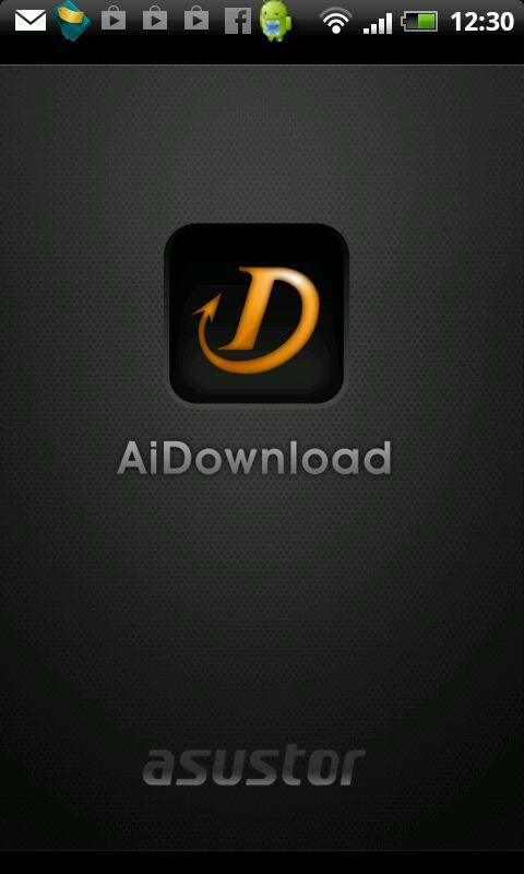 AiDownload - screenshot