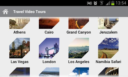 Travel Video Tours- screenshot thumbnail