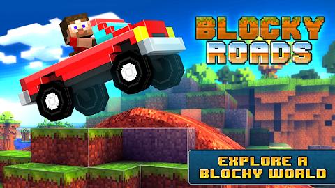 Blocky Roads Screenshot 21